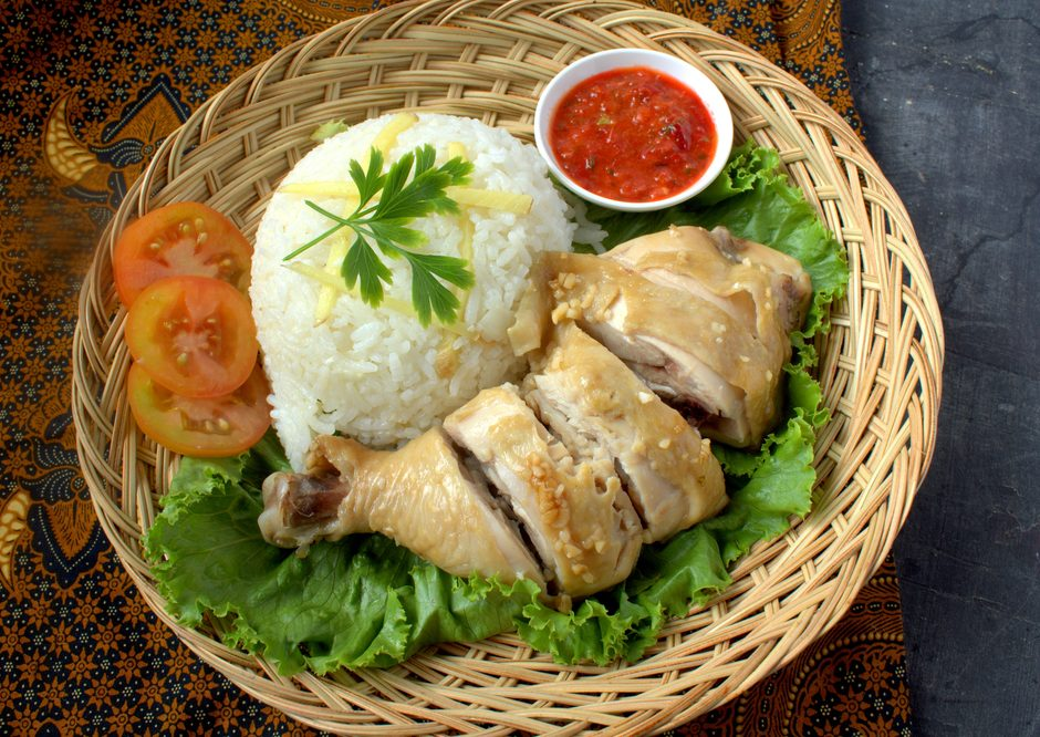Mudah Ini Cara Membuat Nasi Ayam Hainan Singapore Di Rumah