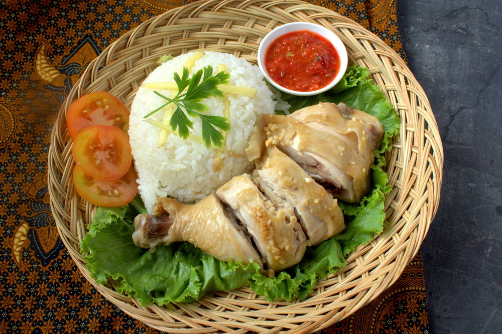 Rahasia Resep Ayam Hainan Singapore Yang Dapat Mudah