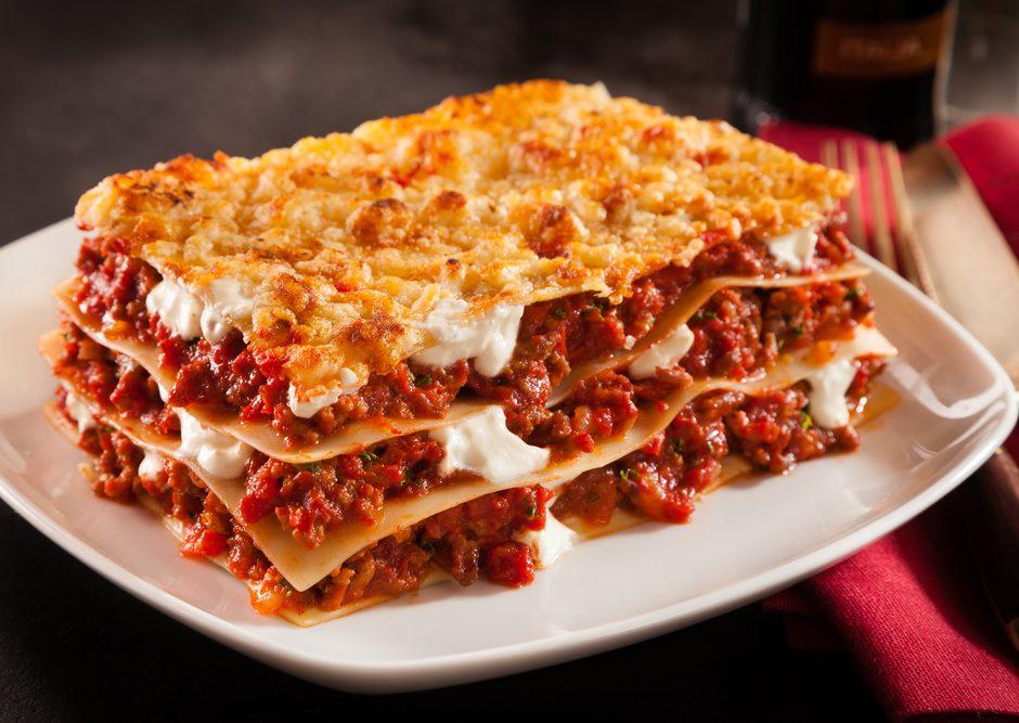 Mau Bisa Bikin Lasagna Ini Dia Resep Lasagna Sederhana Yang Enak