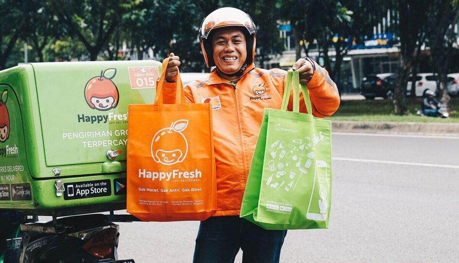 Happy Fresh - groceries online Jakarta
