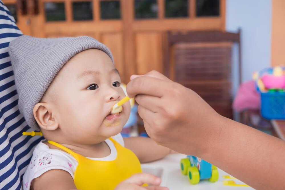 Cara Membuat Bubur Bayi 6 Bulan Yang Sehat Dan Bergizi