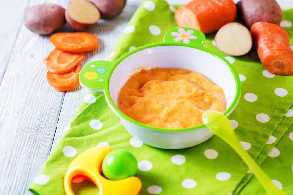 Cara Membuat Bubur Bayi Usia 6 Bulan Sehat Dan Bergizi Happyfresh