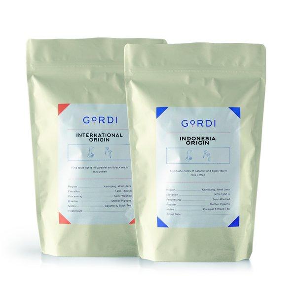 Paket Gordi International dan Indonesia Kopi Hitam Bermanfaat untuk Kesehatan