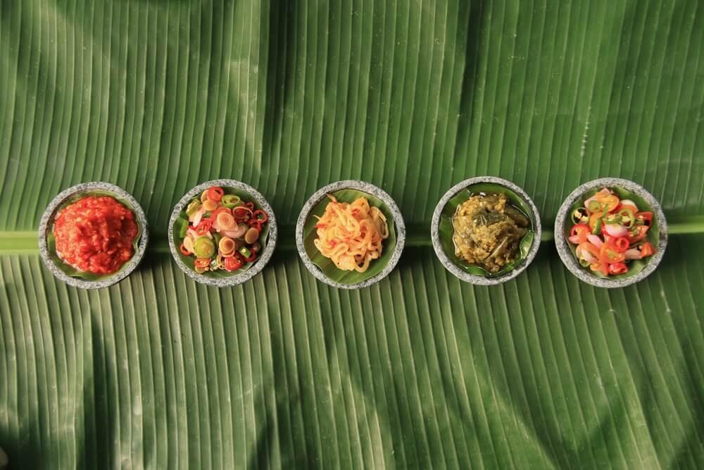 sambal khas indonesia