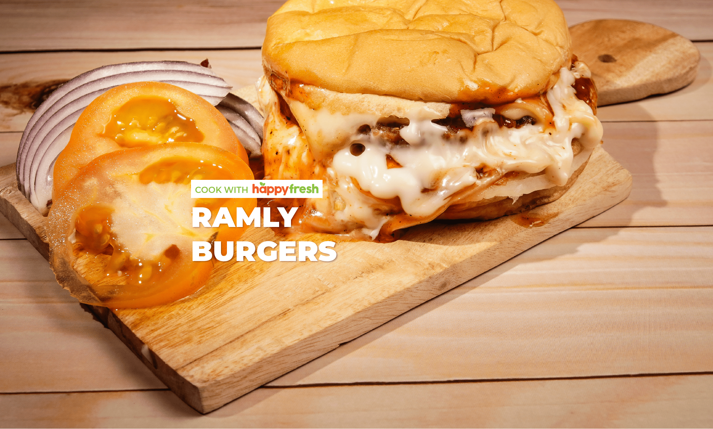 Homemade Ramly Burgers Recipe