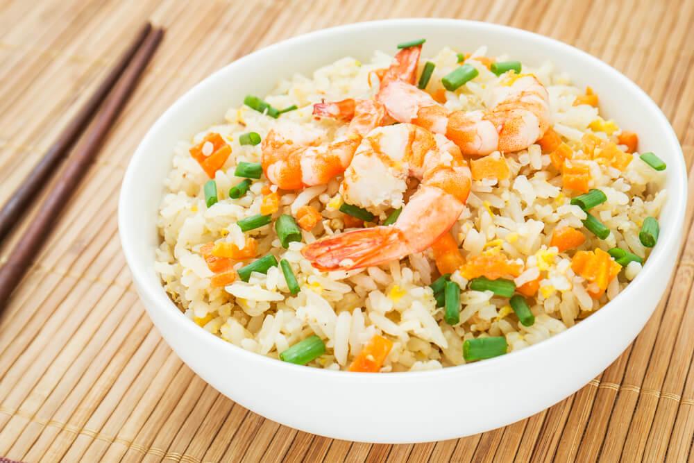 Malaysian chinese fried rice recipe