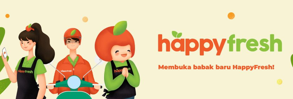 HappyFresh Partners with Lalamove to Strengthen Delivery Services