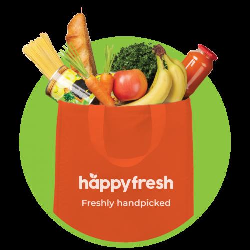 Buy at HappyFresh and get discount