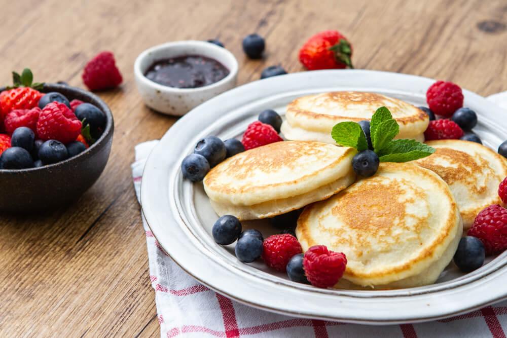 HappyFresh_How_to_make_pancake_วิธีทำแพนเค้ก