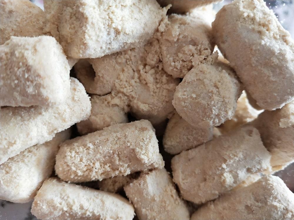 Tasty 'Batang Buruk' biscuits