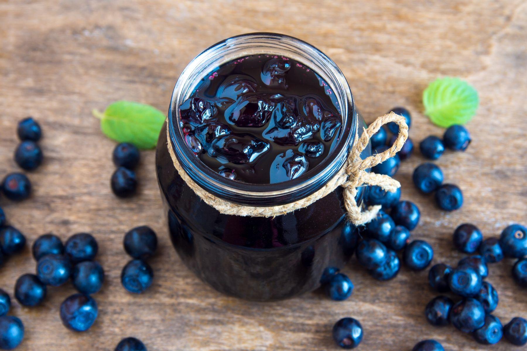 HappyFresh_Homemade_Blueberry_Jam