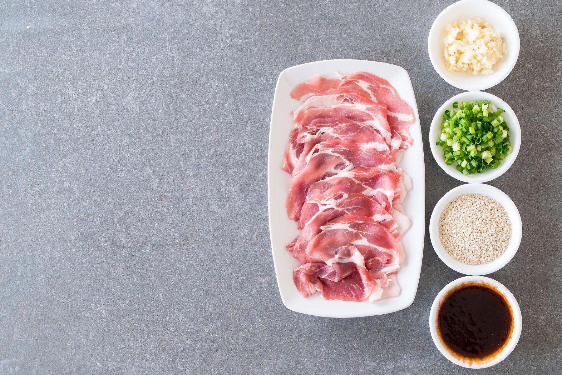 HappyFresh_Korean_Spicy_Pork_Bulgogi_Ingredients