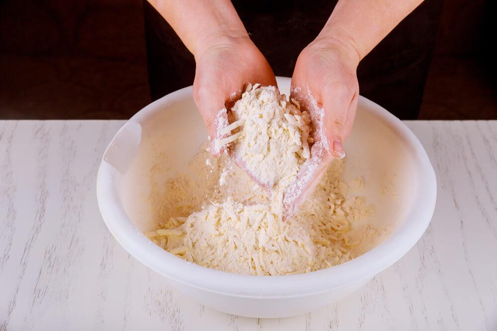 teknik membuat kue