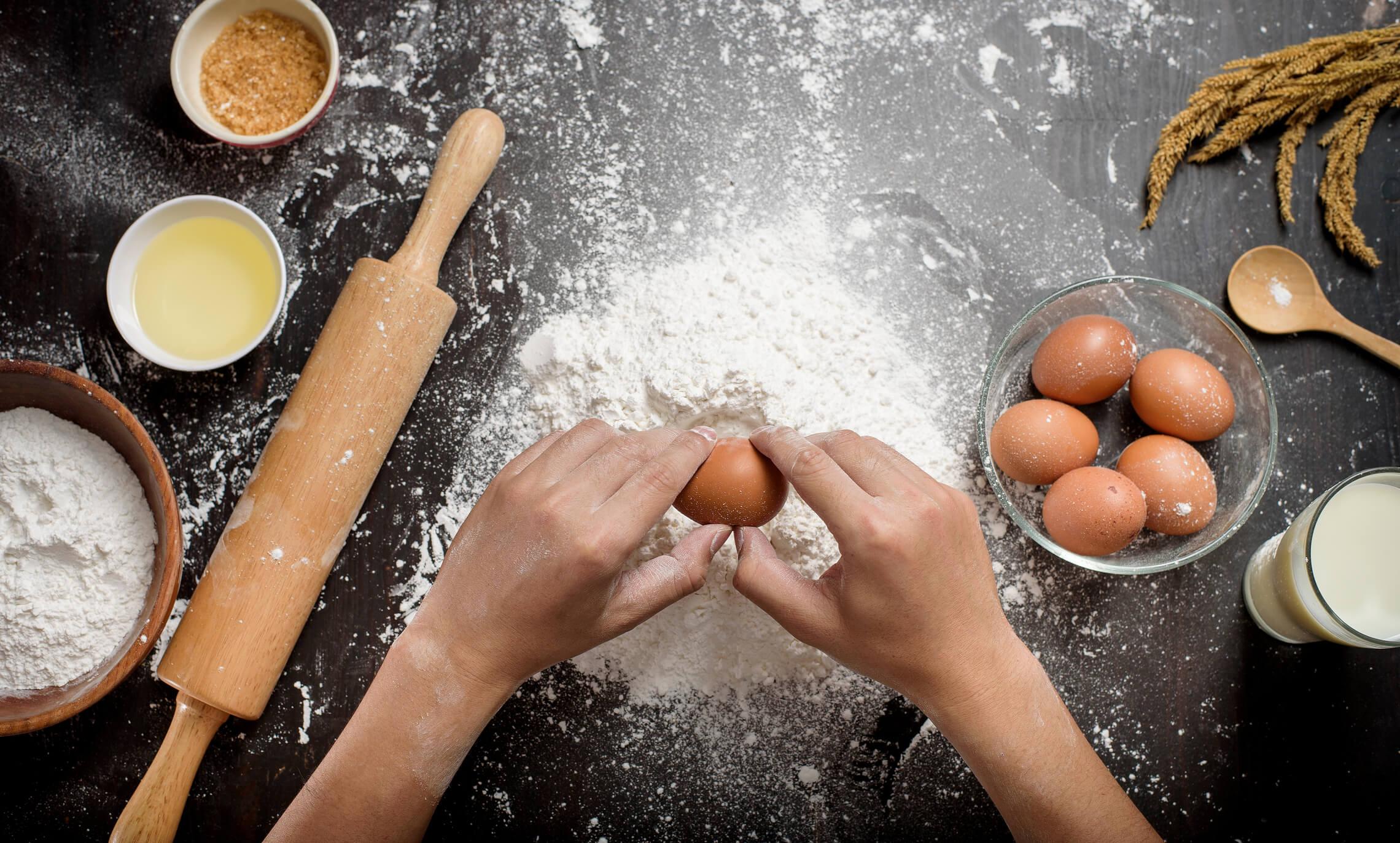 teknik baking