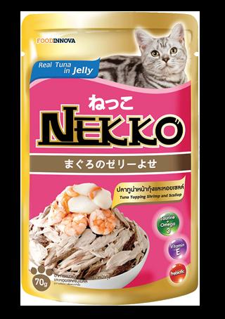 HappyFresh_Review_5_Brands_Cat_Foods_Nekko
