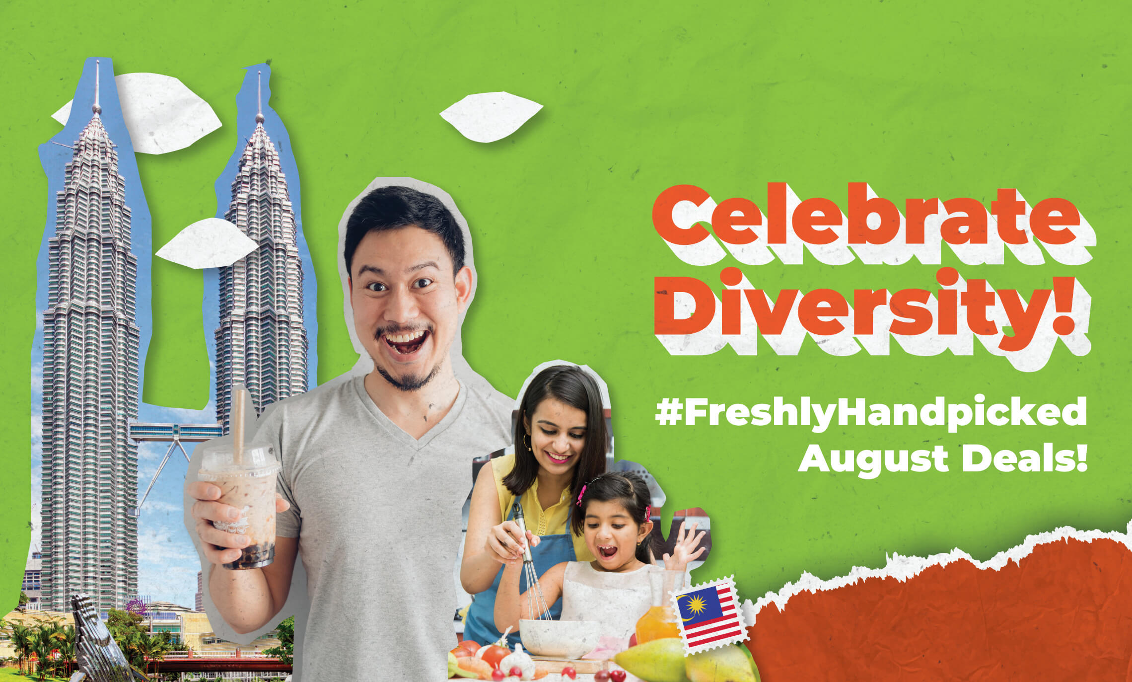 August Promo HappyFresh