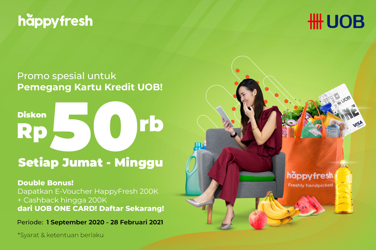 HappyFresh_promo_bank_UOB
