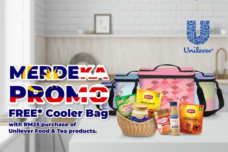 Unilever Merdeka August Promo
