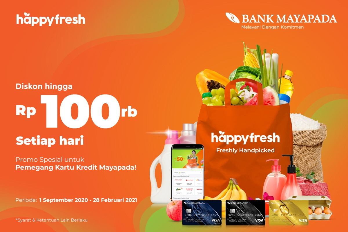 HappyFresh_promo_bank_Mayapada