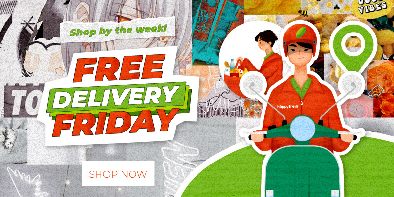Free Delivery September Promo