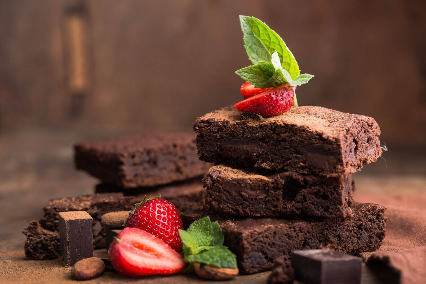 HappyFresh_Chewy_Homemade_Brownies