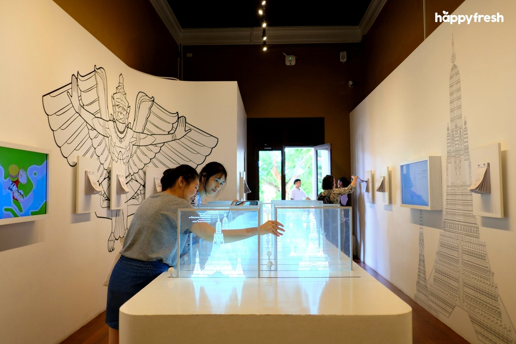 HappyFresh_One_Day_Trip_At_Museum_Siam_Decoding_Thainess_10