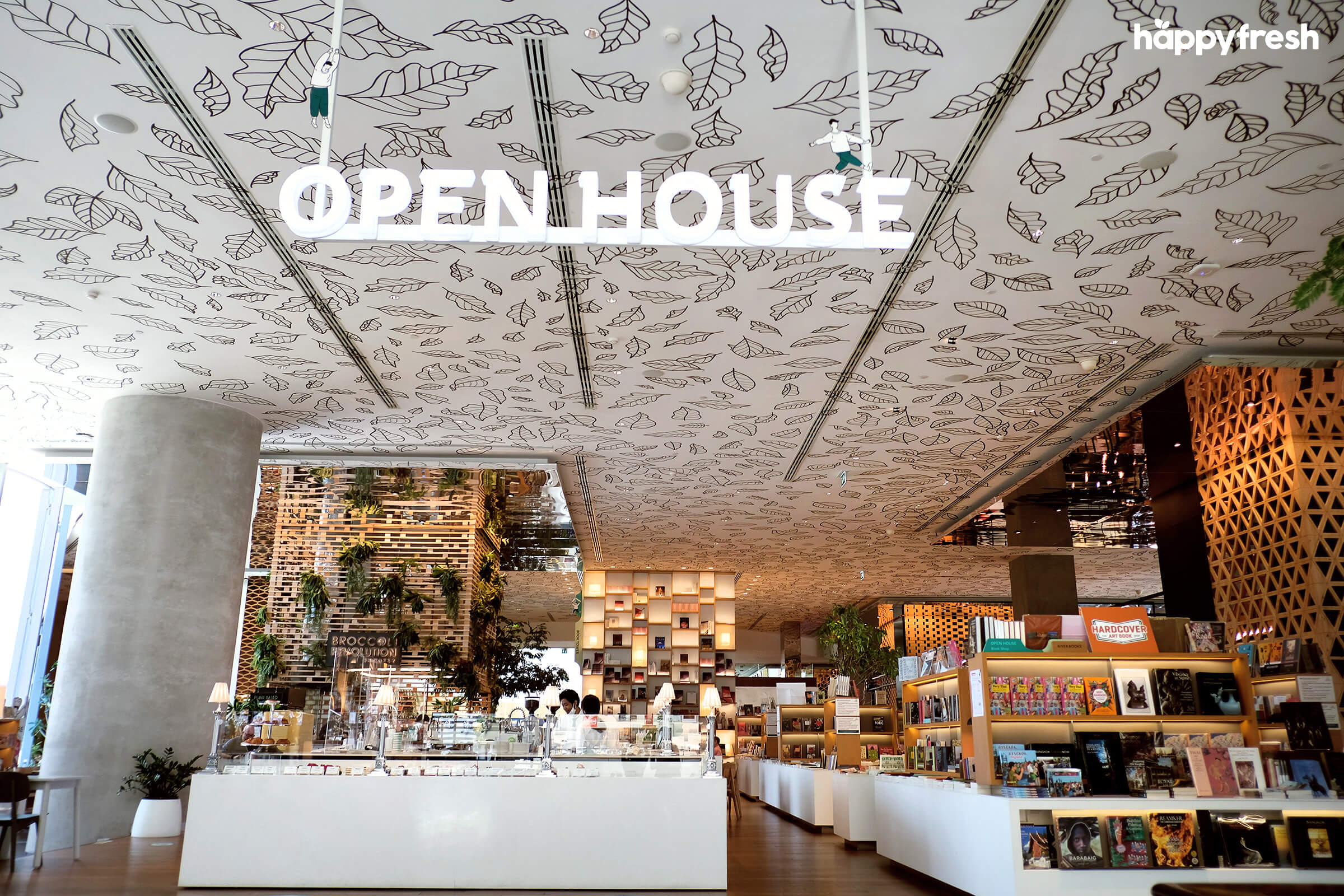HappyFresh_Review_5_Cafes_Bookstores_In_Open_House