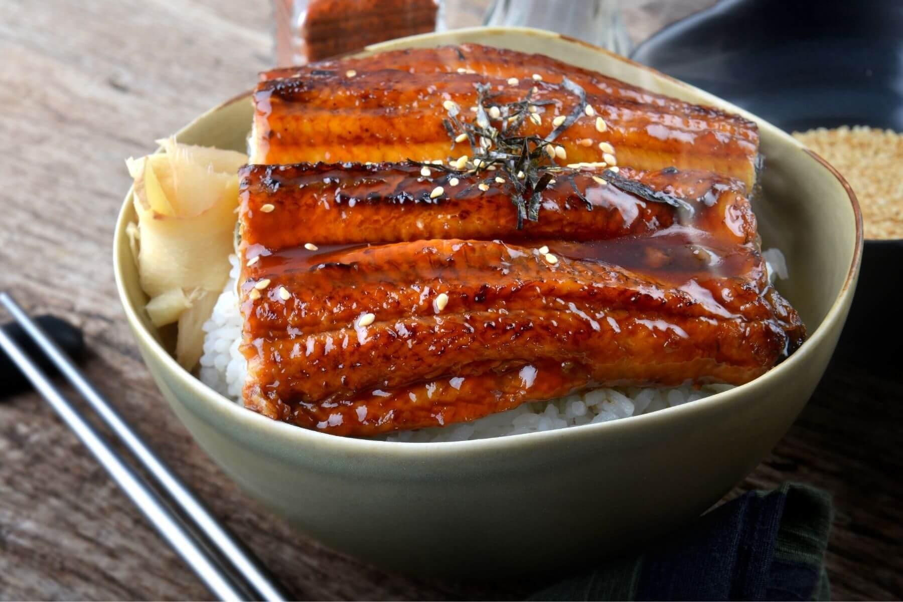 HappyFresh_Unagi_Don_Grilled_Eel_Rice_Bowl