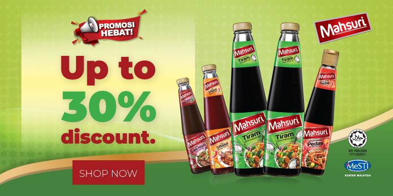 Mahsuri at HappyFresh