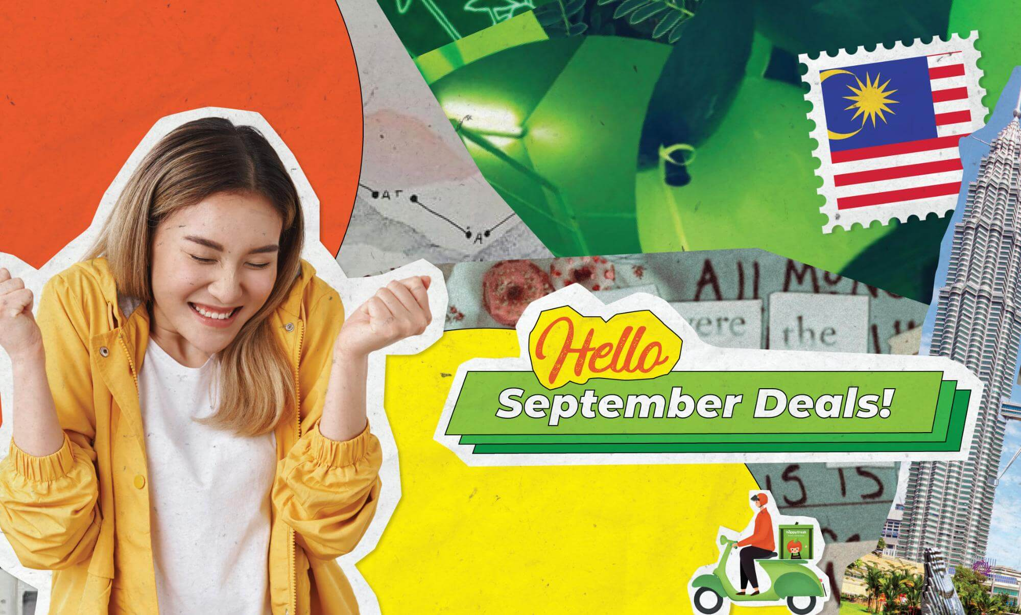 September Promos with HappyFresh