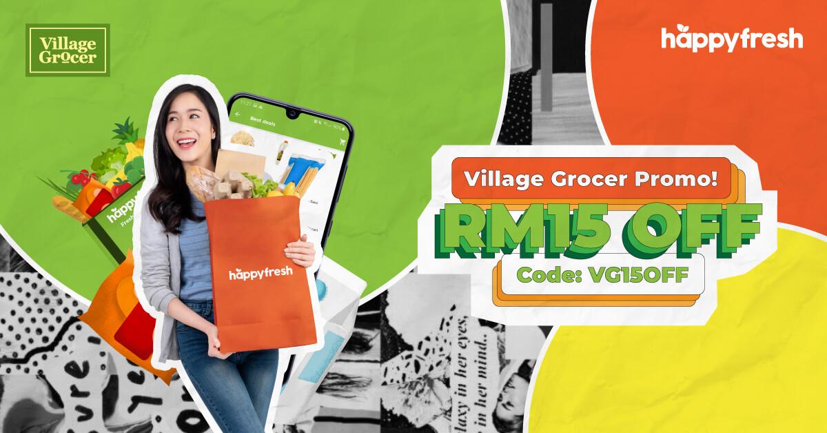 Village Grocer September Promo