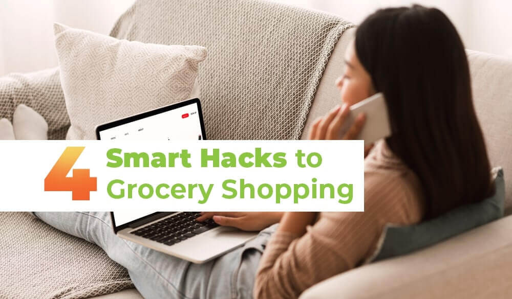 Do your grocery shopping smarter