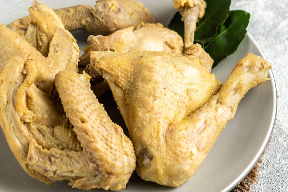 cara membuat ungkep ayam