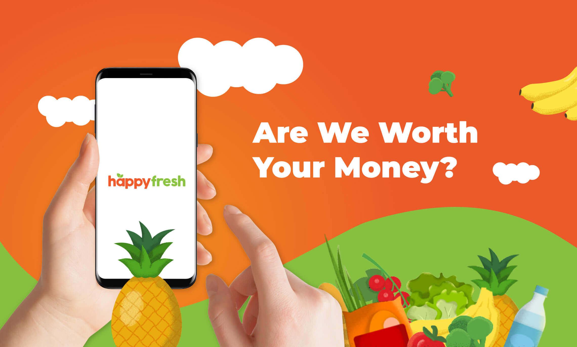 Is HappyFresh worth your money