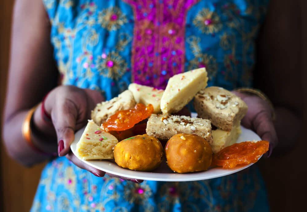 Deepavali sweet Indian desserts