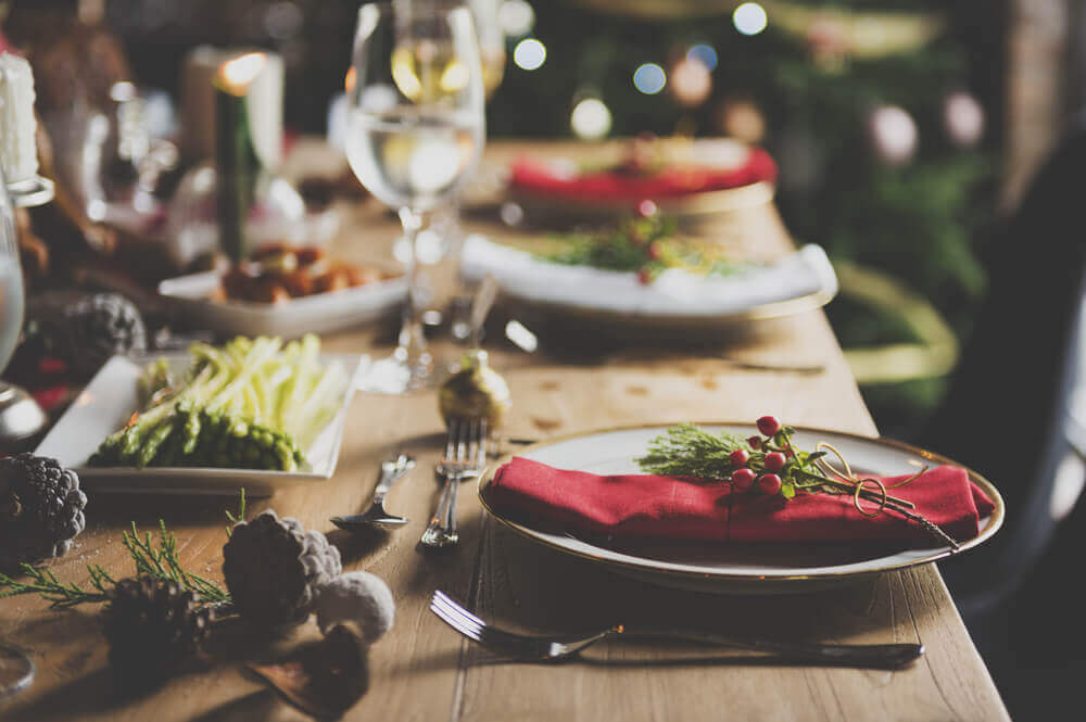 Christmas food ideas other than turkey