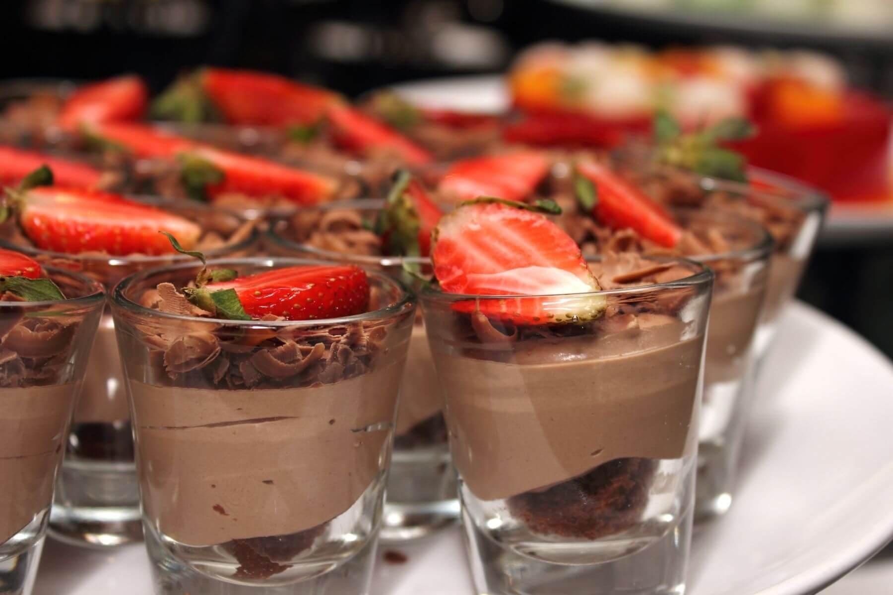 วิธีทำมูสช็อกโกแลต