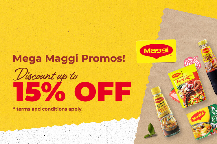 Maggi up to 15% OFF