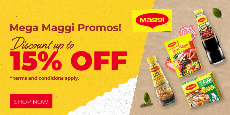 Sort your Chinese new year 2021 with Maggi promo