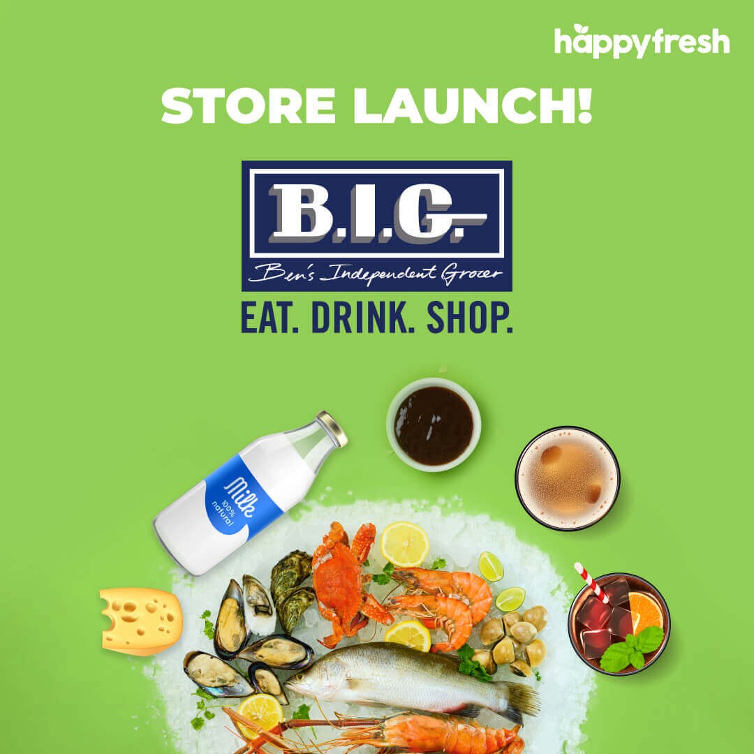 Ben's Independent Grocer store launch