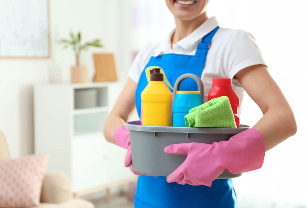 ห้ามทำความสะอาดบ้าน