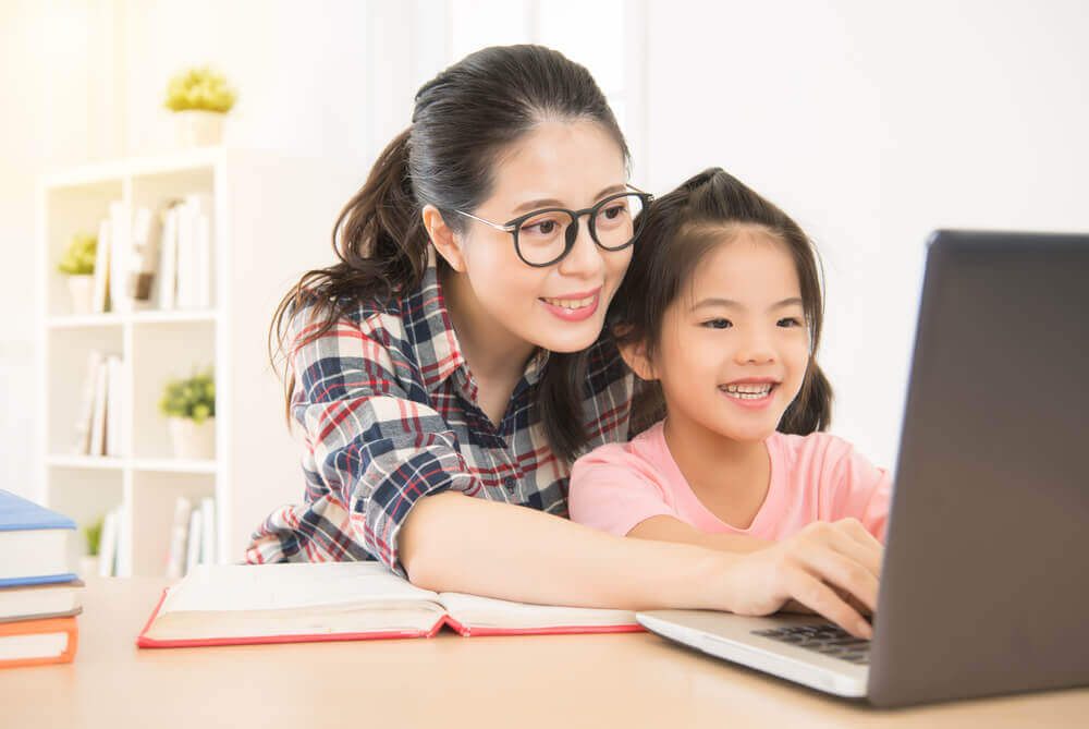 Help your kids prepare for online learning