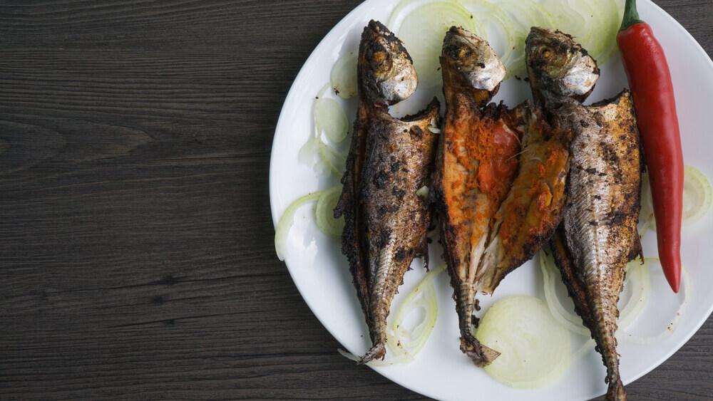 Sambal Cencaru fish recipe