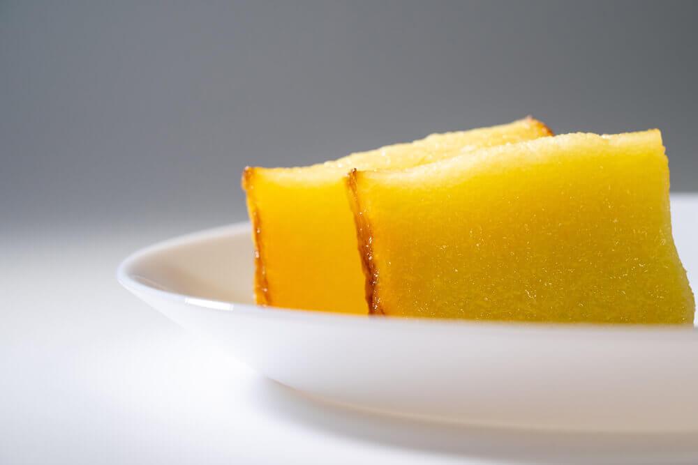 Kuih Bingka Ubi recipe